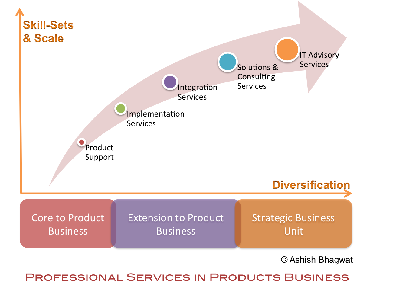 Professional Services in Products Business